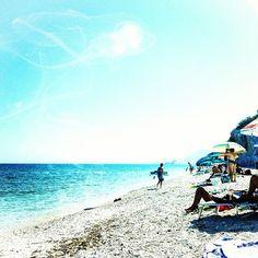 La Padulella beach, Elba island, Italy - @ilaria_agostini- #webstagram