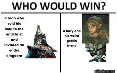 """cookie-waffle: """" hey guys I made more """" Legend Of Zelda Memes, Legend Of Zelda Breath, Twilight Princess Hd, My Princess, John Romero, Trying To Be Happy, You Found Me, Breath Of The Wild, Coincidences"""