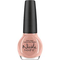 Nicole by OPINicole Nail Lacquer in Count to Tan