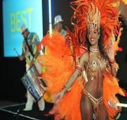 Book our Brazilian and carnival themed drummers for your event. Our Rio drummers are available for hire in London and around the UK.