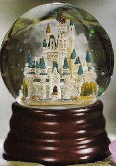 Cinderella Snow Globes On Pinterest Cinderella Precious