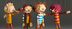 Czech Marionettes | Schoolmates - Lifelong friends