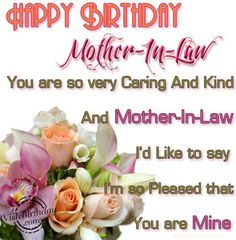Happy Birthday Wishes For Mother In Law In Marathi Words To Live
