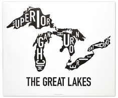 To see all the Great Lakes. Lake Michigan ✅ Lake Erie ✅ Just need Huron, Superior and Ontario State Of Michigan, Lake Michigan, Wisconsin, Michigan Gear, Michigan Crafts, Michigan Vacations, Michigan Travel, Northern Michigan, Great Lakes Map