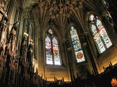 Thistle Chapel, St. Giles Cathedral