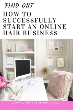 Jan 2020 - Have you been wanting to start a hair extension business and don't no where or how to start this guide will help to go from idea to launch! Business Ideas For Women Startups, Business Tips, Instagram Marketing Tips, Business Hairstyles, Business Plan Template, Pinterest For Business, Business Branding, Business Fashion, Hair Extensions