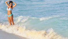 Sandos' beach, one of the most stunning in Cancun. #BeachThursday  La playa de Sandos Cancún, de las más hermosas. #CaribeMexicano