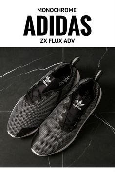 7899f775715 New for this season is a futuristic twist on an Adidas Flux classic. Black  is