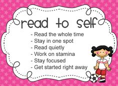 Great reminders for starting this in kindergarten