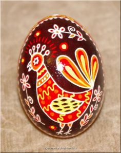 Pysanka Real Ukrainian Easter Egg. Good Quality Pysanky from Ukraine