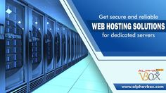 Alpha VBox offers powerful quality performance & hosting solutions for dedicated server. Dedicated Server Providers In The USA Companies In Usa, Business Requirements, Hosting Company, Simple Words, Best Web, Good Company, Ecommerce Hosting, Linux, Online Business