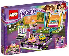 LEGO Friends Summer Sets – Official Images Released