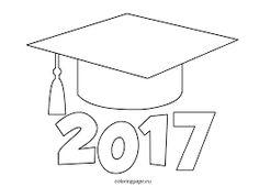 Resultado de imagen para graduation cap template free printable