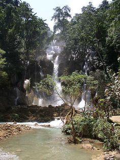 Louangphrabang, Laos.