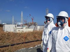 Fukushima nuclear power plant  today (The U.S. is going to build more)