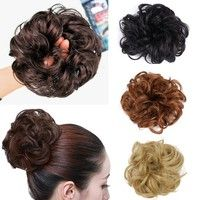 Item type: Multi-functional Scrunchies Hair Material:100% Japan High Quality Synthetic Heat-Resistin