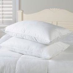 £13.95 + £1.50 deliveryLove2Sleep SUPER SPRING BOUNCE BACK PILLOWS 4PACK (4 PILLOWS) WITH FREE QUILTED POLYCOTTON PILLOW PROTECTORS: Amazon.co.uk: Kitchen & Home