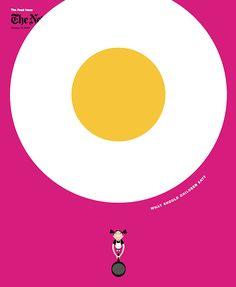 Various Covers – Christoph Niemann