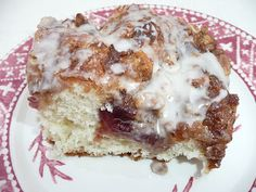 Everyday Dutch Oven: Cranberry Coffee Cake