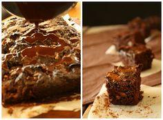 Brownies zonder suiker | Brownies without sugar - Blog Dianne #recept