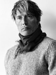BRYAN ADAMS PHOTOGRAPHY Mads Mikkelsen / Zoo Magazine