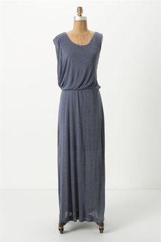 Anthropologie Euphoric Maxi Dress