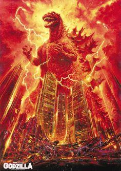 Orai Yoshinori Godzilla