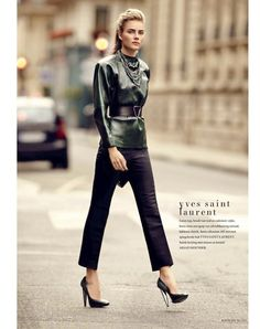 l'officiel nl august 2012 streetstyle