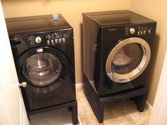 washer dryer pedestal - Google Search