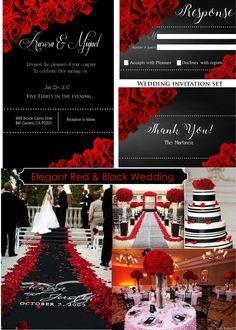 Red Rose Wedding, Gold Wedding Theme, Wedding Tips, Wedding Cards, Wedding Day, Wedding Stuff, Wedding Anniversary, Pastor Anniversary, Anime Wedding