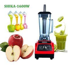 Các loại máy xay công suất lớn Shika dành cho kinh doanh đã trở nên quá quen thuộc với các bạn đọc làm kinh doanh ẩm thực, đồ uống. Tuy nhiên, Shika không chỉ sản xuất các loại máy xay dành cho kinh doanh mà thương hiệu nổi tiếng đến từ Nhật Bản cũng đã sản xuất những dòng máy xay công suất lớn dành riêng cho hộ gia đình.