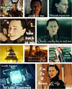 -Loki does an Old Spice ad