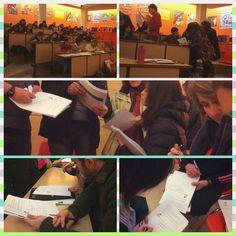 mluz @LuzcaMluz Compartiendo nuestro aprendizaje #compostelaenruta #segoviaenruta