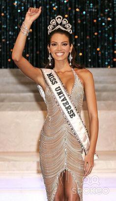 Miss Universe 2006-Zuleyka Rivera