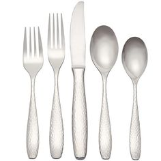 Palmer 65-pc Flatware Set