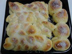 Pão doce de coco e leite condensado Ingredientes: 50 g de fermento de padaria; 2…