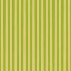 scrapbook paper - green stripes.