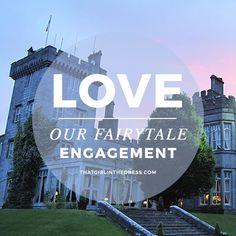 Our Fairytale Engagement Our Love, Fairytale, Engagement, Dress, Gowns, Fairy Tales, Engagements, Dresses, Fairytail