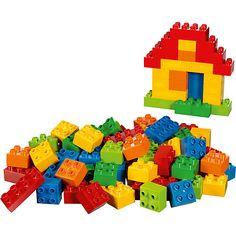 Die LEGO DUPLO Grundbausteine sind die perfekte Ergänzung für Ihre LEGO DUPLO Sammlung (LEGO-Nr. 10623).<br /> <br /> Nichts kann die Kreativität behindern. Mit den praktischen Bausteinen können viele eigene Kreationen Ihres Kindes verwirklicht werden. Sie erweitern Spielwelten oder regen zum selbstständigen bauen an.<br /> <br /> - LEGO-Nr. 10623<br /> - LEGO-Teile: 60