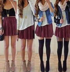 Diffrent style. Clothes