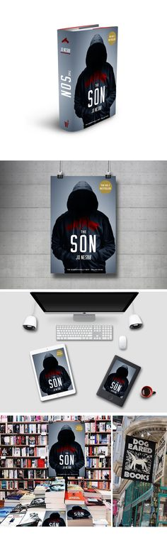 Book Cover / The Son / Jo Nesbo