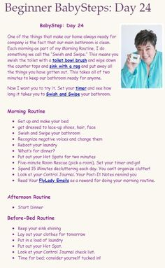 Flylady Day 24 Spring Cleaning Checklist, Cleaning Lists, Cleaning Schedules, Speed Cleaning, Weekly Cleaning, Korean Language, Italian Language, Japanese Language, Kids Sleep