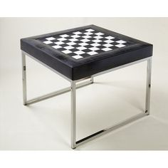 Luxor Crocco Leather Multigame Table Basement Table