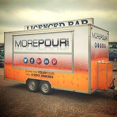 Available to hire now Hiring Now, Mobile Bar, Craft Beer, Festivals, Instagram Posts, Portable Bar, Concerts, Home Brewing, Festival Party