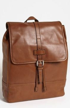'Emerson' Rucksack by Fossil