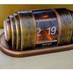 Objet 3D gratuit Horloge Flip Art Déco (Bioshock), Oscarko