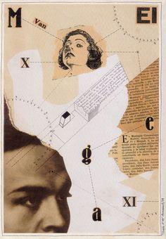 Sueño nº10 ( Serie: La noche ) / 18 x 27 cm / Técnica mixta / 1998