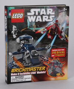 Great find, but Costco has these at a lower price... Take a look at this LEGO Star Wars Brickmaster Set by Star Wars Collection on #zulily today!