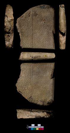 Sumerian: The Flood Tablet