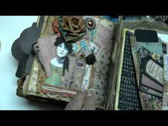 Romance Novel mini album - YouTube